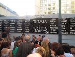 photo in Jewish Independent - Every year on July 18, thousands of people gather to remember the victims of the AMIA bombing, and demand that justice prevails
