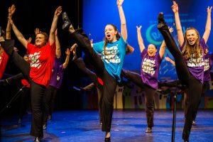 photo - This August's Gotta Sing! Gotta Dance! crew 1