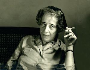 photo - Hannah Arendt