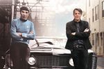 photo - For the Love of Spock explores Spock actor Leonard Nimoy's legacy and his relationship with his son, Adam
