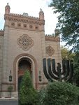 Jewish tourists in Romania