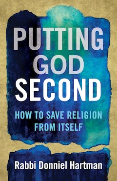 book cover - Putting God Second
