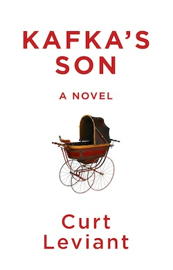 book cover - Kafka's Son