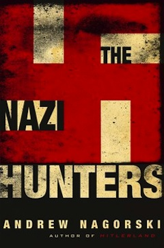 book cover - The Nazi Hunters
