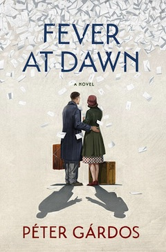 book cover - Fever at Dawn