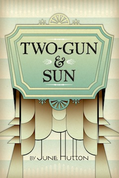 book cover - Two-Gun & Sun