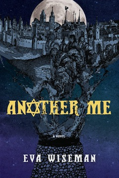 book cover - Another Me
