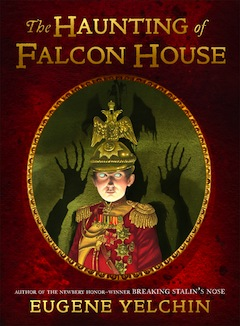 book cover - The Haunting of Falcon House