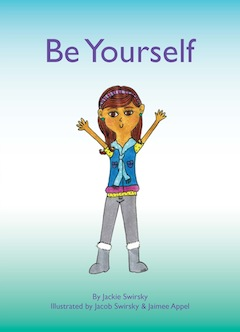 image - Be Yourself book cover