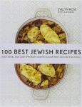 book cover - 100 Best Jewish Recipes