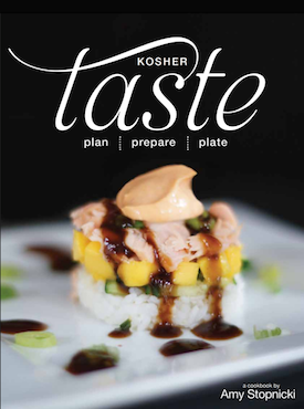 book cover - Kosher Taste