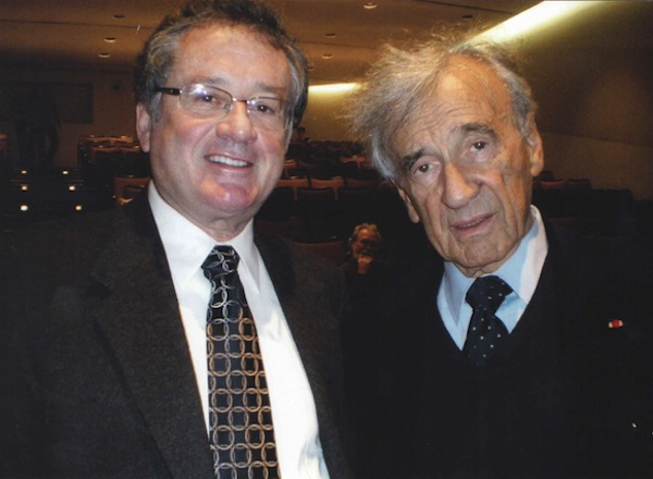 Moments with Elie Wiesel
