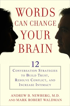 book cover - Words Can Change Your Brain