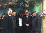 Mayor visits the Bayit
