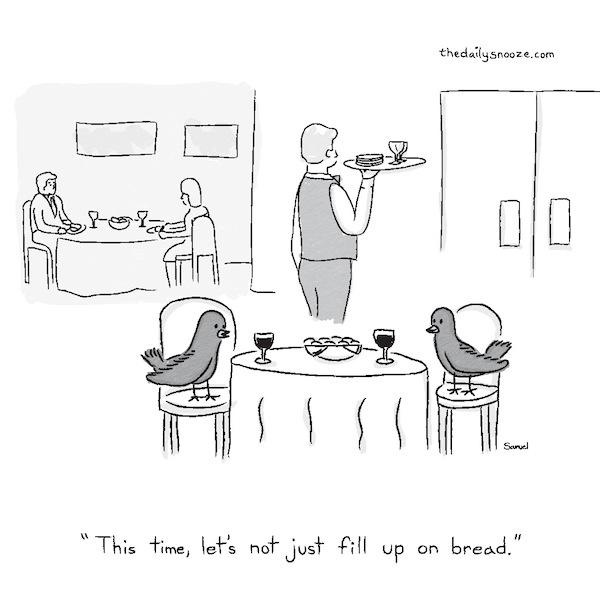 This week's cartoon … Nov. 11/16