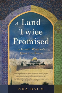 book cover - A Land Twice Promised