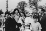 photo - United Synagogue Youth Cycle-athon, 1971