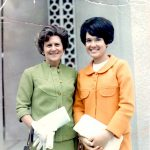 photo - Marta Fuchs, right, with Ilona Fuchs, 1968, Pasadena, Calif.