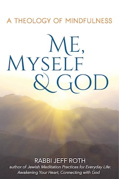 book cover - Me, Myself and God
