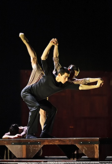photo - Italy's Spellbound Contemporary Ballet returns to Vancouver, bringing with them Carmina Burana
