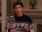 "screenshot - Adam Brody played Seth Cohen in the show The O.C. and celebrated ""Chrismukkah."""