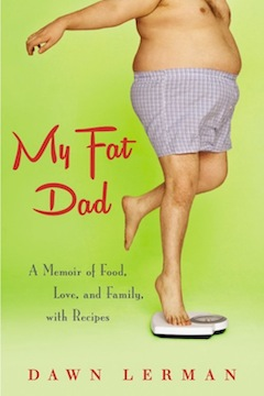 book cover - My Fat Dad
