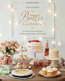 book cover - Butter Celebrates!