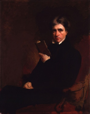 photo - James Henry Leigh Hunt by Samuel Laurence (1817–1884)