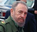 photo - Cuba's former leader, Fidel Castro, who died on Nov. 25