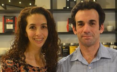 photo - Yamila Chikiar and Daniel Presman