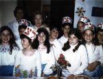 photo - Beth Israel celebrations, 1971