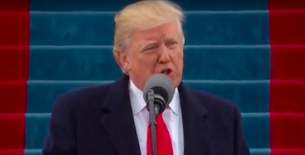 Congratulating Trump