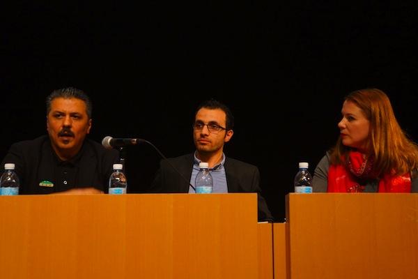 Syrians speak in Israel