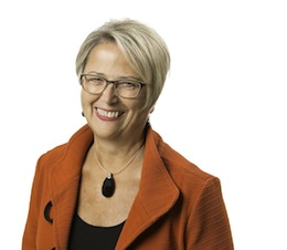 photo - MLA Judy Darcy