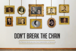 photo - Don't Break the Chain is the first publication of what the Jewish Museum and Archives of British Columbia hopes will become a Family History series