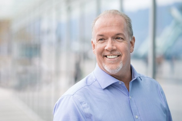 B.C. NDP leader talks with JI