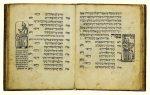 Haggadah from 1500s