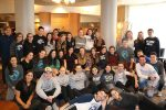 photo - Canadian Young Judaea's National Leadership Conference in February, which had participants from Vancouver, Montreal, Toronto and Halifax