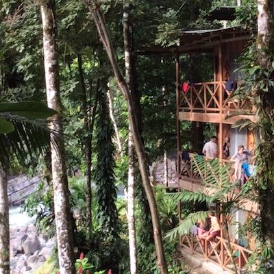 Costa Rican eco-village