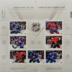 photo - In 2012, Avi Dunkelman and his business partner, Joseph Gault, won a five-year contract from Canada Post to create a postage stamp series celebrating 100 years of the National Hockey League