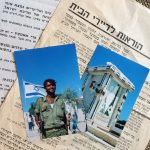 photo - Posters from the Six Day War, explaining how to remain safe and be good citizens; the soldier shown is at El Arish, Sinai, in late June or early July 1967