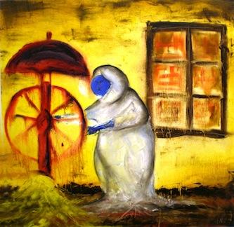 "photo - ""Weaver"" by Arturo Manes"
