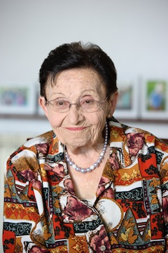 photo - At 94 years old, Devorah Arkin Roth is one of Israel's oldest war widows