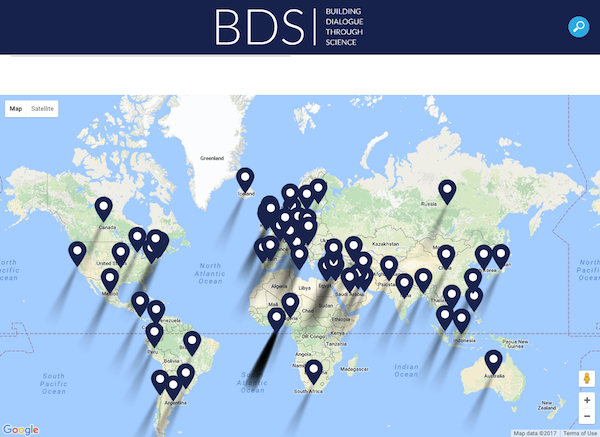 Israel's BDS website