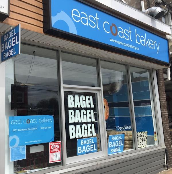 """Halifax """"owns"""" bagel"""