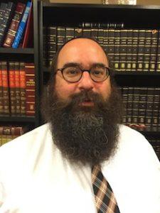 photo - Rabbi Yechiel Baitelman