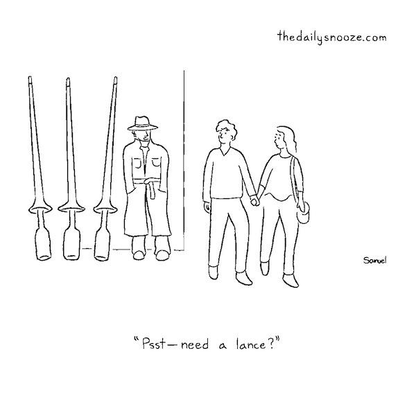 This week's cartoon … June 9/17