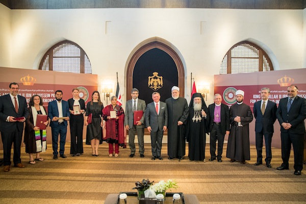 Interfaith efforts recognized