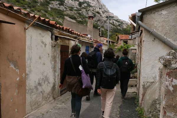 Exploring Jewish Marseille