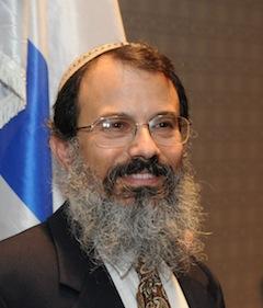 photo - Rabbi Hanan Schlesinger